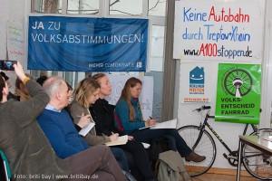 70 Berliner Initiativen gegen Abbau der direkten Demokratie