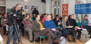 Pressekonferenz am 11.2.2016: Volksentscheid retten!