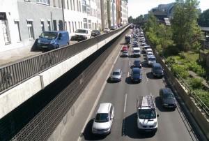 Soziale auswirkungen von Stadtautobahnen