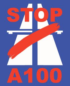 Aktionsbündnis A100 stoppen!