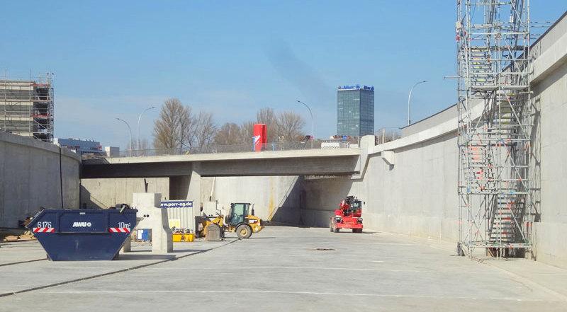 Veranstaltung am 2.5.2019: Die A100 in Treptow – schafft  oder löst sie Verkehrsprobleme?